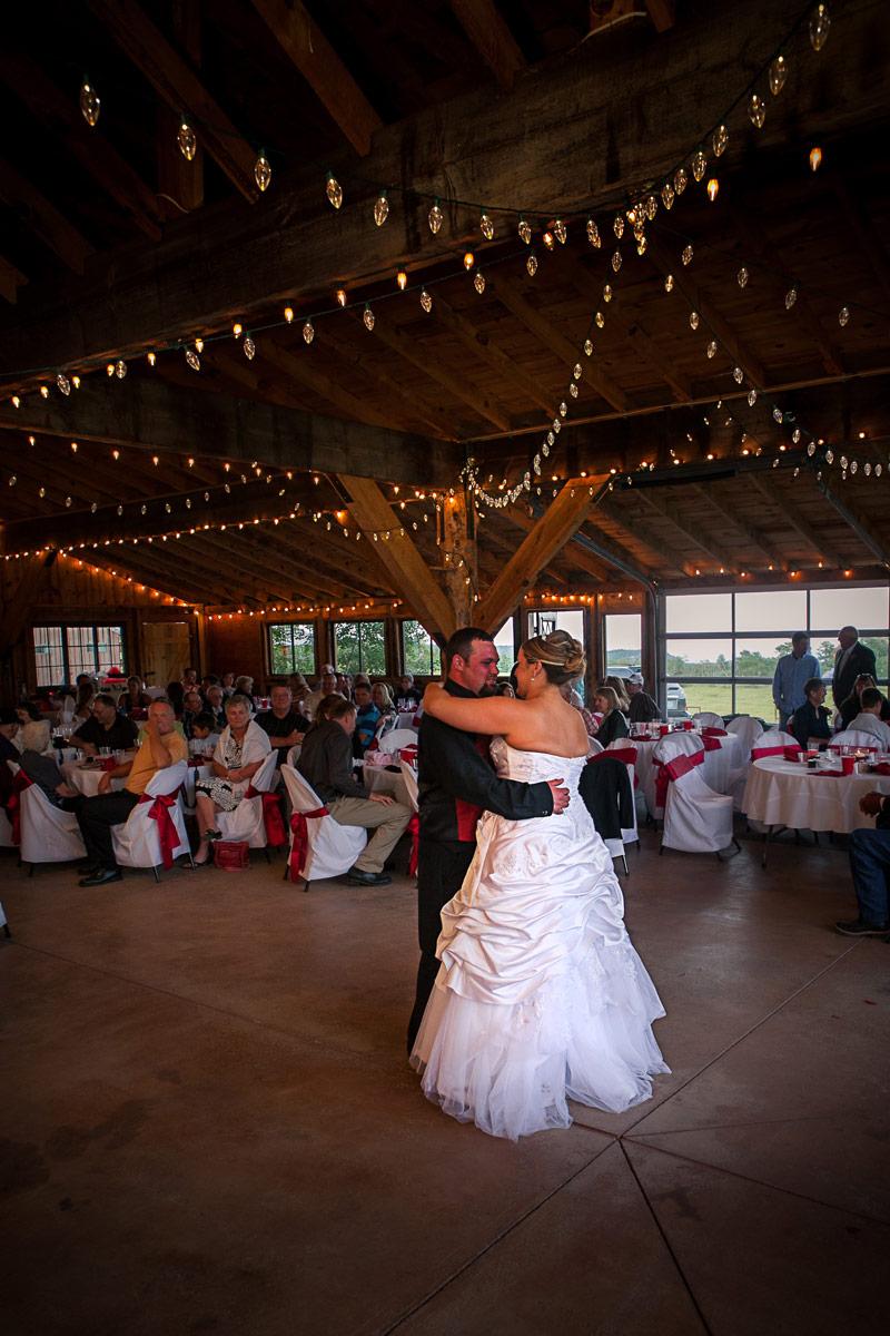 Brush Canyon Ranch Wedding Receptions