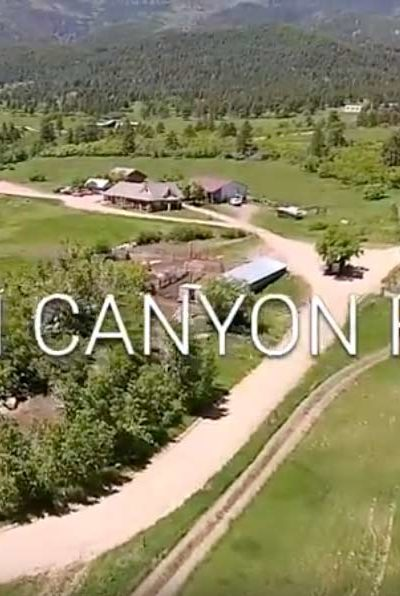 Welcome to Brush Canyon Ranch: An Aerial Tour