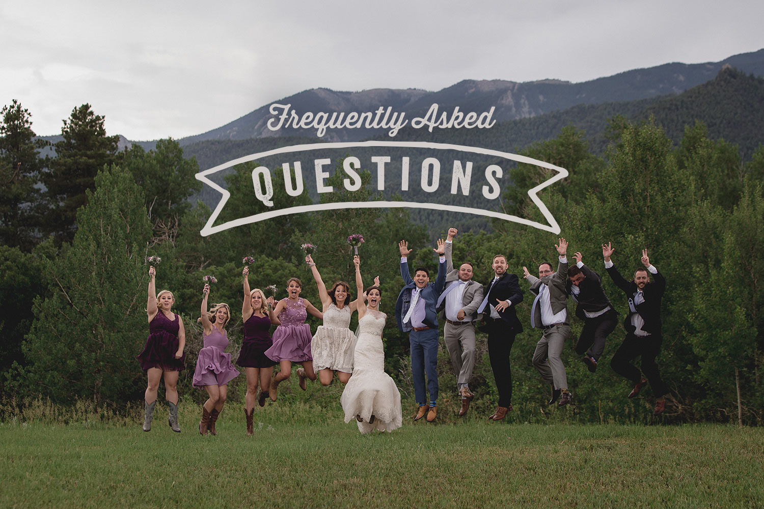 Frequently Asked Questions - Brush Canyon Ranch
