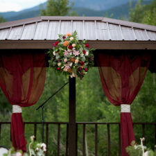 Brush Canyon Ranch Gazebo Ceremony