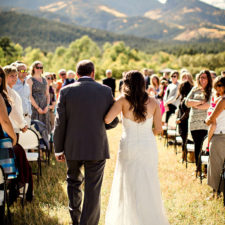 Brush Canyon Ranch Meadow Ceremony