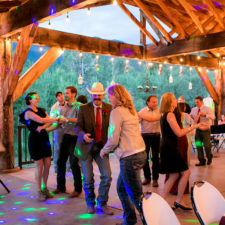 Brush Canyon Ranch Shelter House Receptions